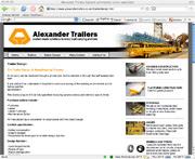 portfolio alexander portfolio
